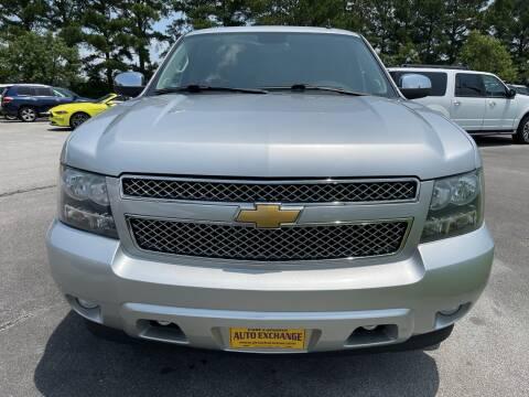 2013 Chevrolet Tahoe for sale at Washington Motor Company in Washington NC