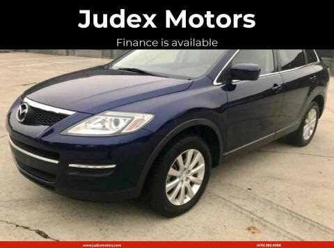 2008 Mazda CX-9 for sale at Judex Motors in Loganville GA
