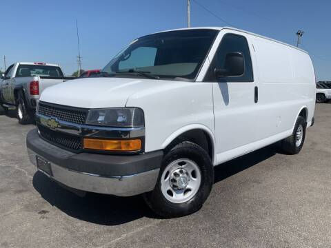 2014 Chevrolet Express Cargo for sale at Superior Auto Mall of Chenoa in Chenoa IL