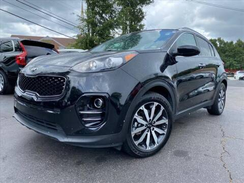 2017 Kia Sportage for sale at iDeal Auto in Raleigh NC