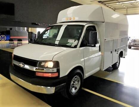2014 Chevrolet Express Cutaway for sale at KA Commercial Trucks, LLC in Dassel MN