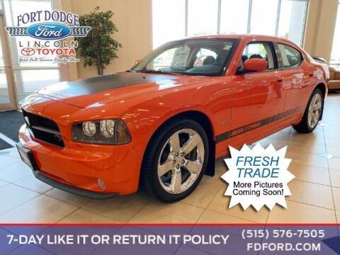 2008 Dodge Charger for sale at Fort Dodge Ford Lincoln Toyota in Fort Dodge IA