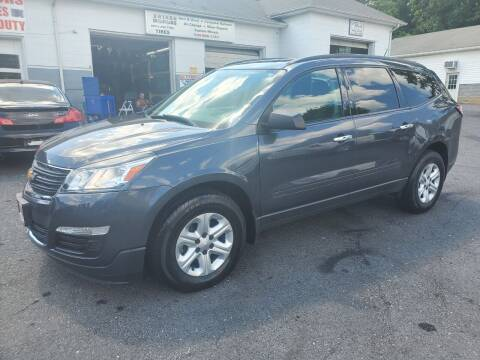 2013 Chevrolet Traverse for sale at Driven Motors in Staunton VA