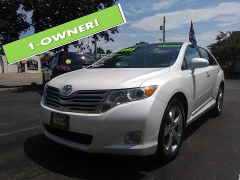 2011 Toyota Venza for sale at Oak Hill Auto Sales of Wooster, LLC in Wooster OH