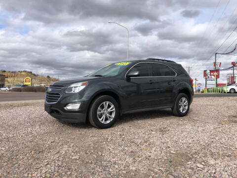 2017 Chevrolet Equinox for sale at 1st Quality Motors LLC in Gallup NM