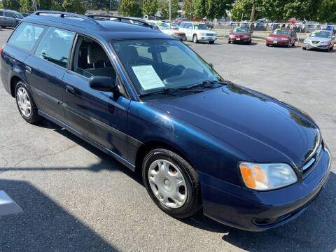 2002 Subaru Legacy for sale at Pacific Point Auto Sales in Lakewood WA