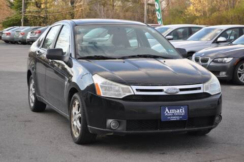 2008 Ford Focus for sale at Amati Auto Group in Hooksett NH