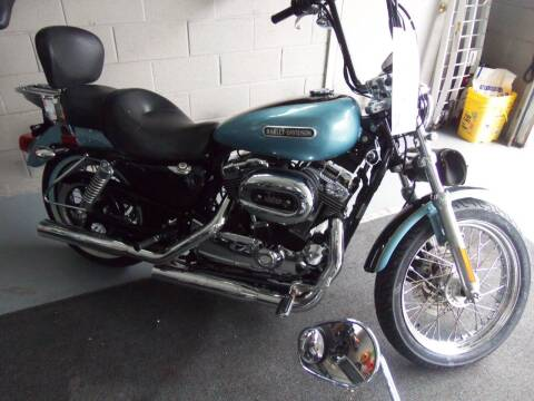 2007 Harley-Davidson XL 1200 L for sale at Fulmer Auto Cycle Sales - Fulmer Auto Sales in Easton PA