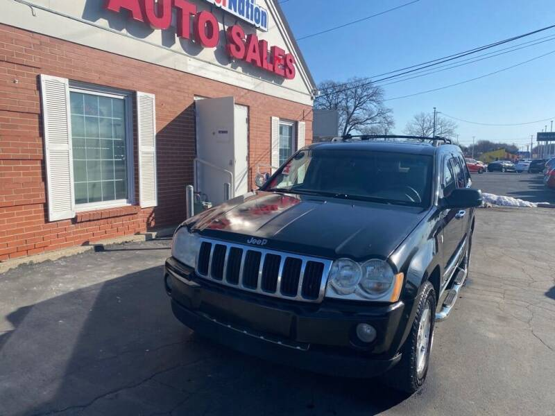 2007 Jeep Grand Cherokee for sale at Motornation Auto Sales in Toledo OH