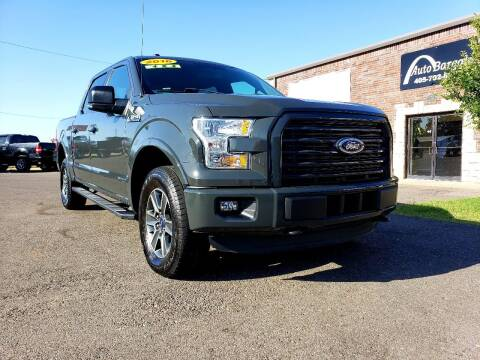 2016 Ford F-150 for sale at AUTO BARGAIN, INC. #2 in Oklahoma City OK