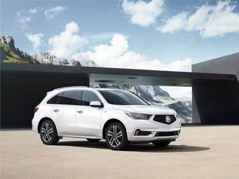 2021 Acura MDX for sale at Xclusive Auto Leasing NYC in Staten Island NY