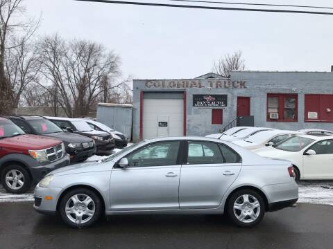 2008 Volkswagen Jetta for sale at Dan's Auto Sales and Repair LLC in East Hartford CT