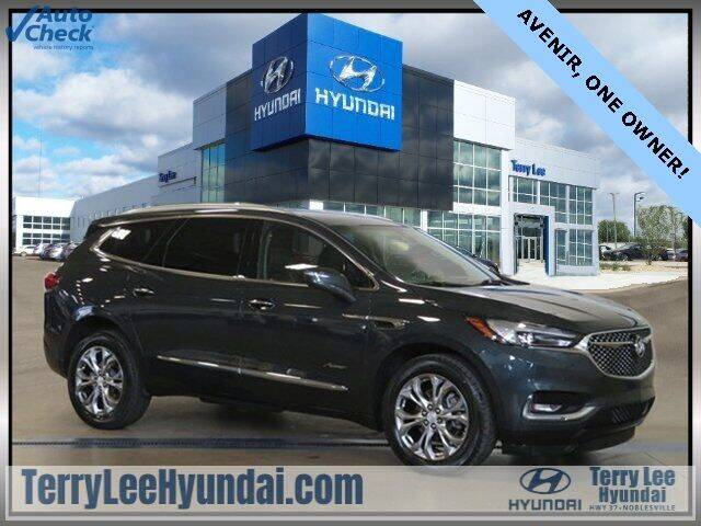 2019 Buick Enclave for sale at Terry Lee Hyundai in Noblesville IN