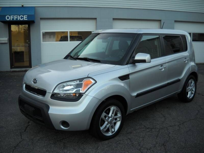 2011 Kia Soul for sale at Best Wheels Imports in Johnston RI