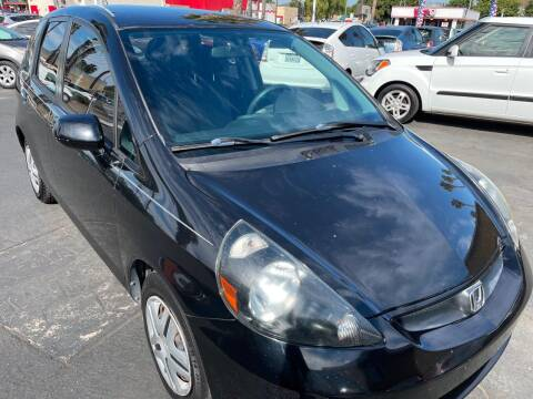 2008 Honda Fit for sale at CARZ in San Diego CA