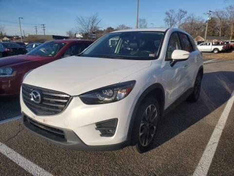 2016 Mazda CX-5 for sale at Strosnider Chevrolet in Hopewell VA