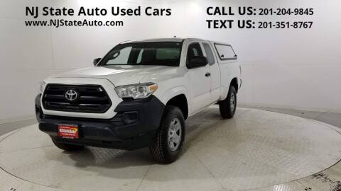 2017 Toyota Tacoma for sale at NJ State Auto Auction in Jersey City NJ