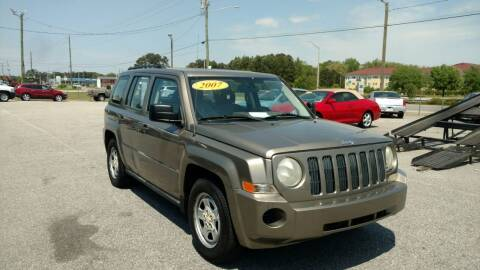 2007 Jeep Patriot for sale at Kelly & Kelly Supermarket of Cars in Fayetteville NC