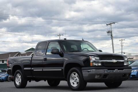 2005 Chevrolet Silverado 1500 for sale at Broadway Garage of Columbia County Inc. in Hudson NY