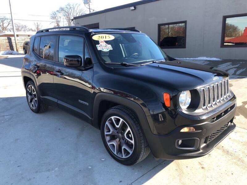 2015 Jeep Renegade for sale at Tigerland Motors in Sedalia MO