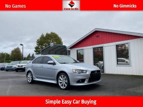 2013 Mitsubishi Lancer for sale at Cars To Go in Portland OR