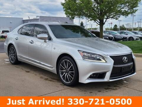 2016 Lexus LS 460 for sale at Ken Ganley Nissan in Medina OH