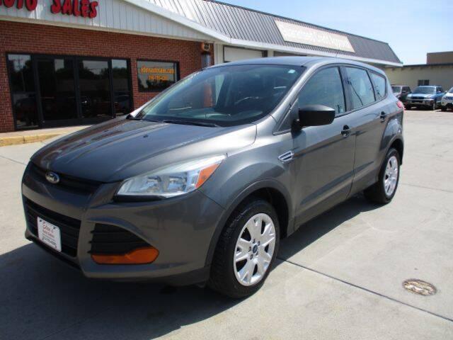 2013 Ford Escape for sale at Eden's Auto Sales in Valley Center KS