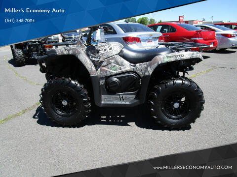 2020 CF Moto CForce 500 S for sale at Power Edge Motorsports- Millers Economy Auto in Redmond OR