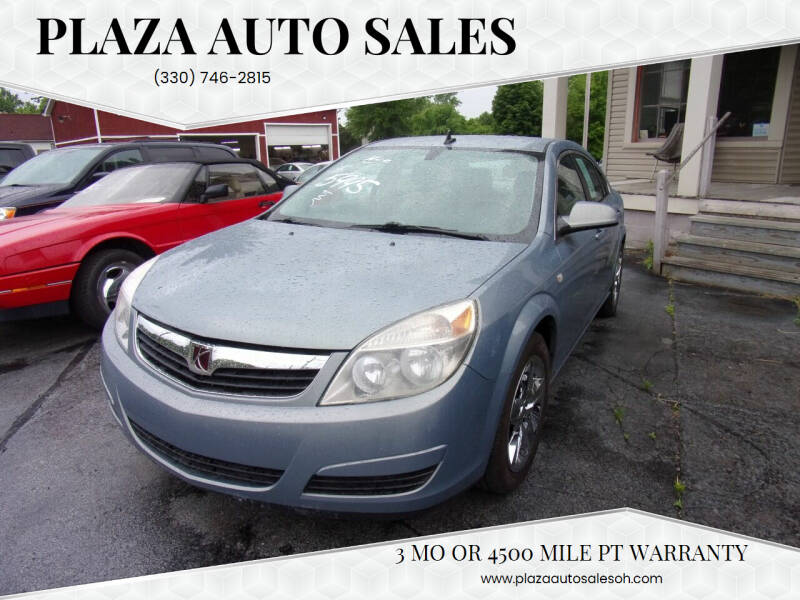 2009 Saturn Aura for sale at Plaza Auto Sales in Poland OH