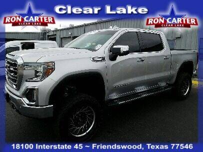2020 GMC Sierra 1500 for sale at Ron Carter  Clear Lake Used Cars in Houston TX