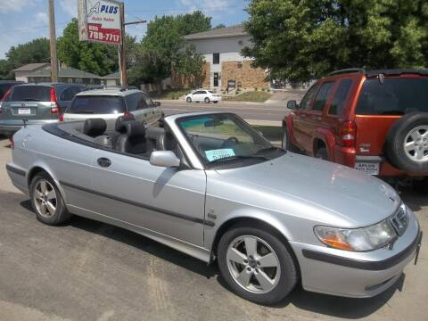 2003 Saab 9-3 for sale at A Plus Auto Sales/ - A Plus Auto Sales in Sioux Falls SD