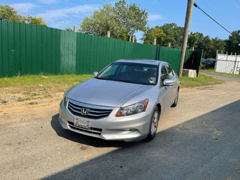 2011 Honda Accord for sale at BD Auto Sales in Richmond VA