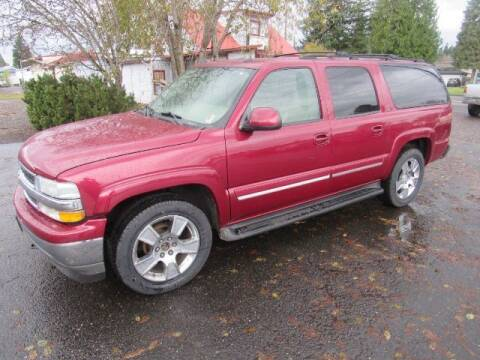 2005 Chevrolet Suburban for sale at Triple C Auto Brokers in Washougal WA