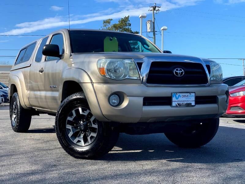 2008 Toyota Tacoma for sale at Driveway Motors in Virginia Beach VA