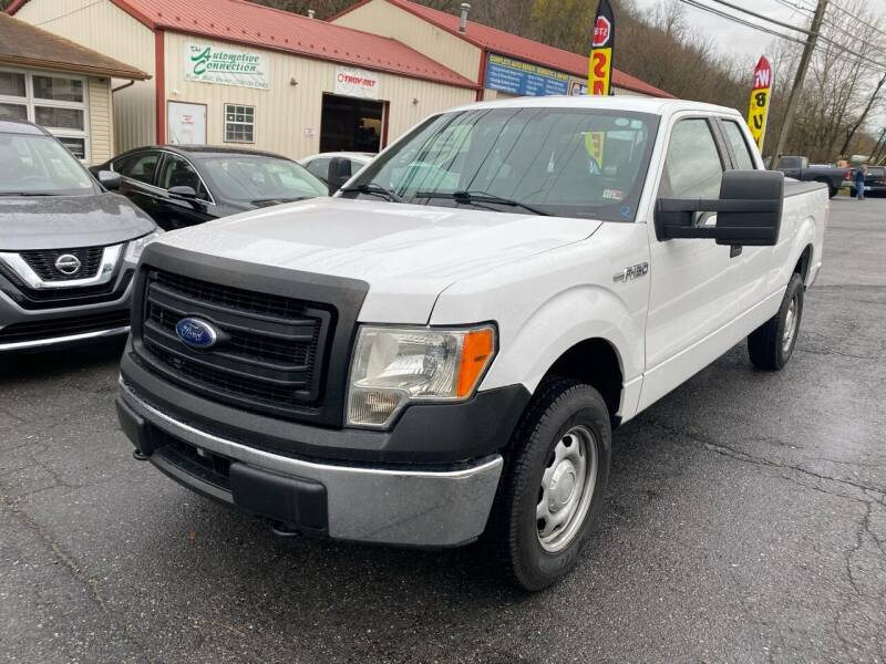 2014 Ford F-150 for sale at THE AUTOMOTIVE CONNECTION in Atkins VA