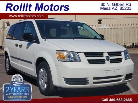 2008 Dodge Grand Caravan for sale at Rollit Motors in Mesa AZ