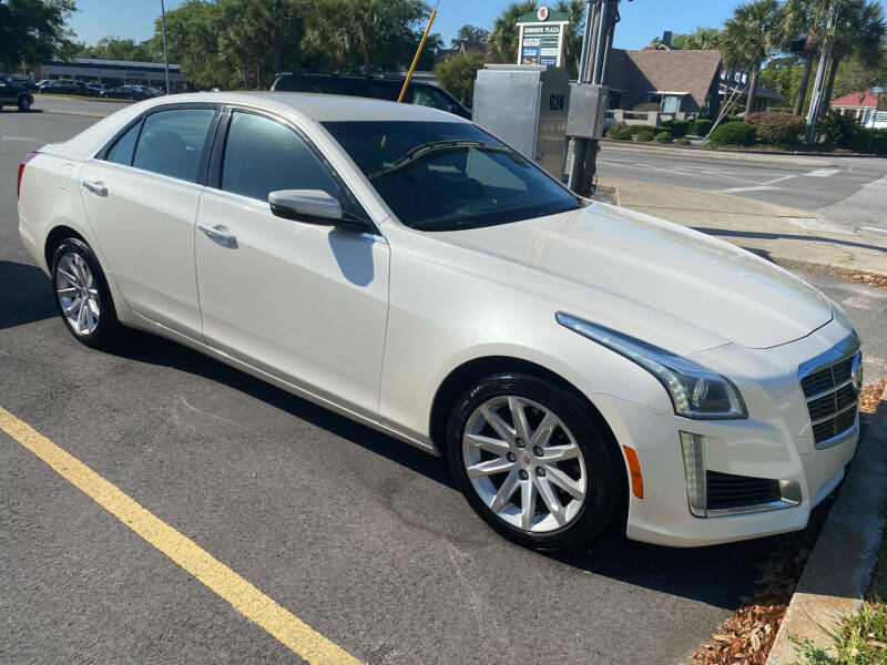 2014 Cadillac CTS for sale at GOLD COAST IMPORT OUTLET in Saint Simons Island GA
