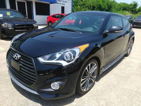 2016 Hyundai Veloster for sale at Discount Auto Company in Houston TX