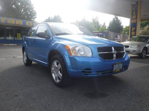 2008 Dodge Caliber for sale at Brooks Motor Company, Inc in Milwaukie OR