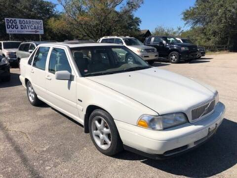 1998 Volvo S70 for sale at Hi-Tech Automotive - Oak Hill in Austin TX