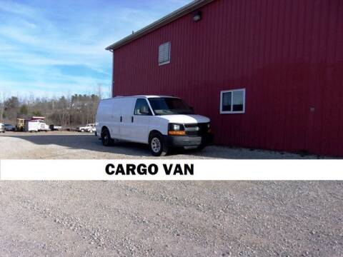 2014 Chevrolet Express Cargo for sale at Windy Hill Auto and Truck Sales in Millersburg OH