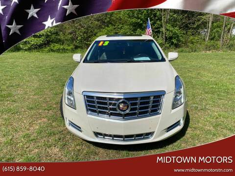 2013 Cadillac XTS for sale at Midtown Motors in Greenbrier TN