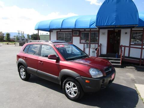 2006 Hyundai Tucson for sale at Jim's Cars by Priced-Rite Auto Sales in Missoula MT