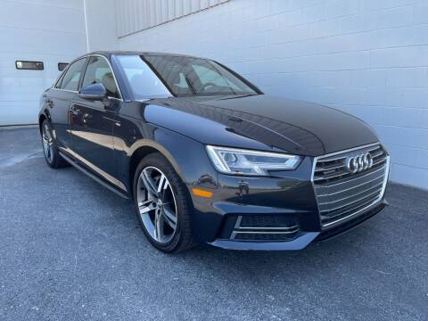 2017 Audi A4 for sale at Zimmerman's Automotive in Mechanicsburg PA