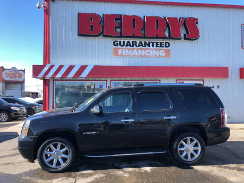 2007 GMC Yukon for sale at Berry's Cherries Auto in Billings MT
