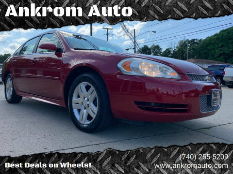 2013 Chevrolet Impala for sale at Ankrom Auto in Cambridge OH