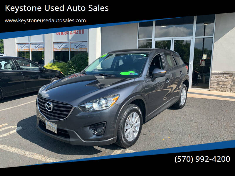 2016 Mazda CX-5 for sale at Keystone Used Auto Sales in Brodheadsville PA