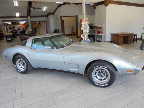 1979 Chevrolet Corvette for sale at US PAWN AND LOAN in Austin AR