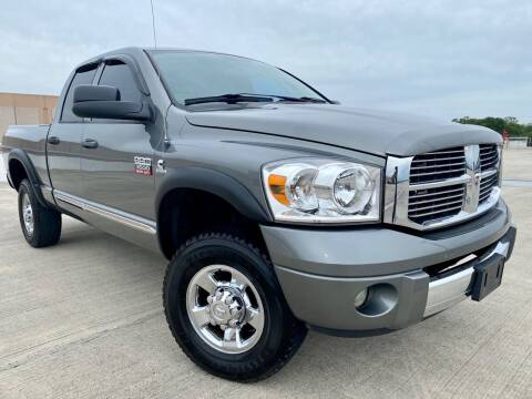 2007 Dodge Ram Pickup 3500 for sale at Car Match in Temple Hills MD