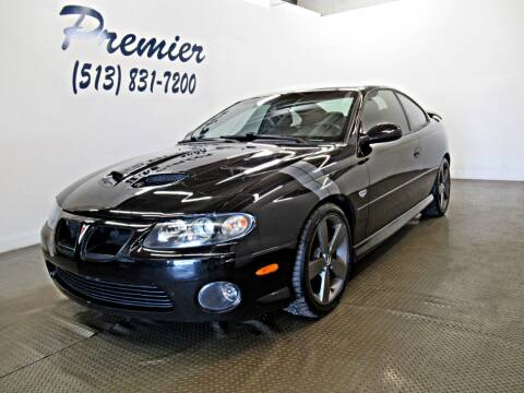 2006 Pontiac GTO for sale at Premier Automotive Group in Milford OH
